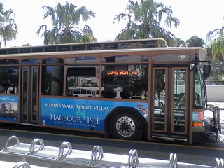 Longboat Key Trolley Route 18