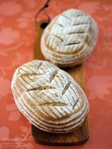 ライ麦パン 20150716-DSCF9769
