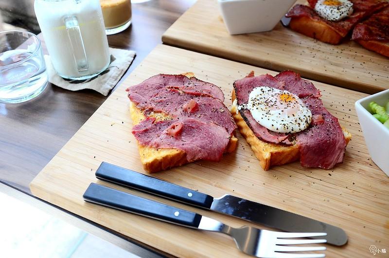 莫爾本布蕾斯咖啡廳板橋府中早午餐推薦不限時Melbourne Press  Cafe(39)