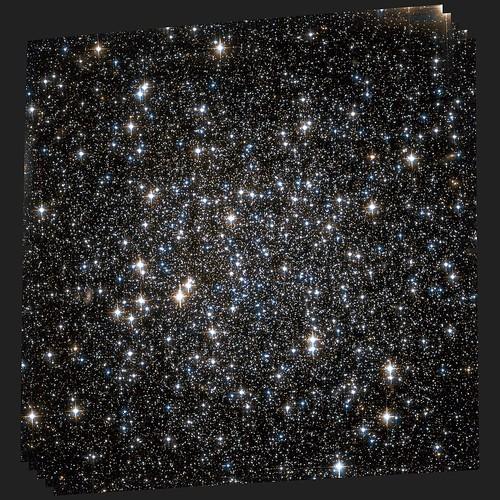 VCSE - Mai kép - NGC 6101