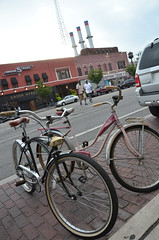 Photo of the Day for July 31, 2015: Bikes in Midtown
