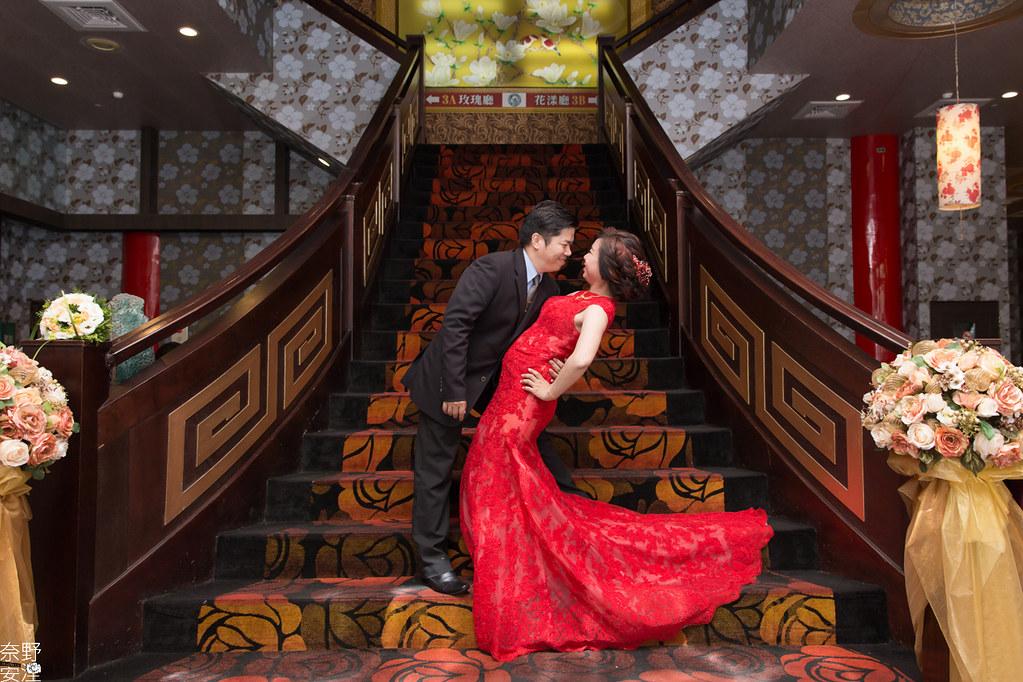 台南婚攝 濃園滿漢餐廳 | 訂婚儀式 家宴 (62)