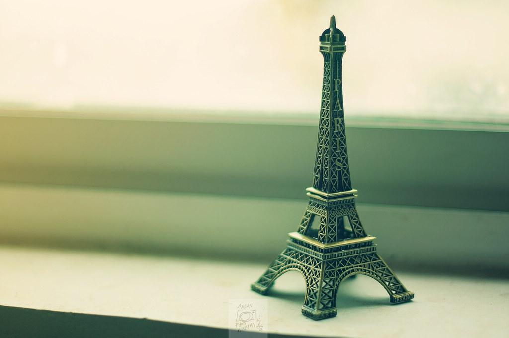 Day 181.365 - Souvenir from Paris