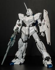 Gundam Unicorn NT-D mode