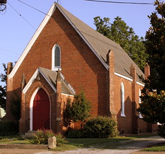 St Thomas Episcopal Church - Somerville, TN