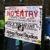 writing on the NO ENTRY sign by Leo Reynolds