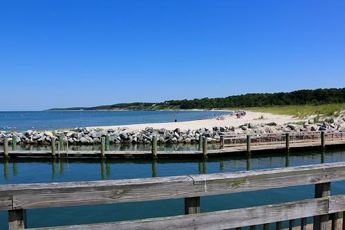 park sea beach bay virginia state chesapeake kiptopeke