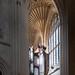 Music Lightbox - Bath Abbey by fotofacade
