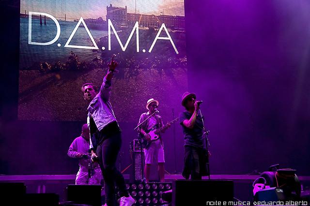D.A.M.A - MEO Sudoeste '15