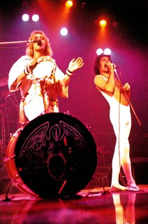Queen live @ Houston_01 - 1977