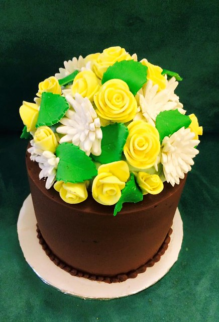 Flowers by Cake-A-Bite