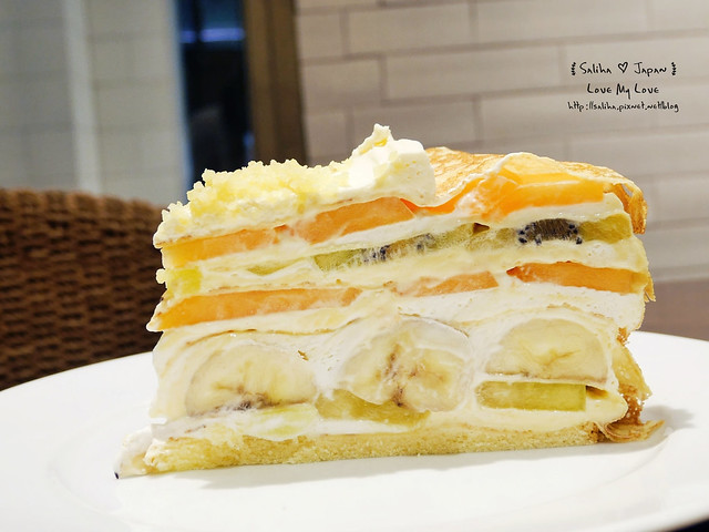 日本東京必吃甜點水果千層蛋糕harbs 澀谷 (11)