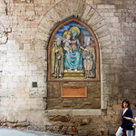 Street scene in Perugia