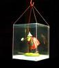 Der Teufelsbote von Hieronimus Bosch