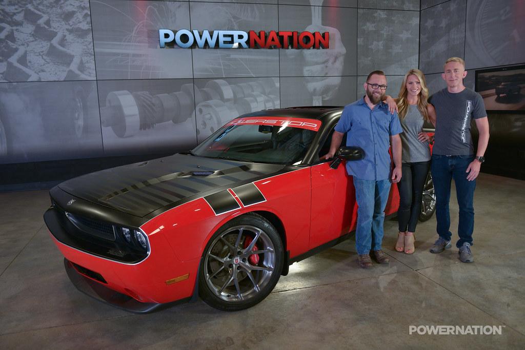 PowerStop Challenger