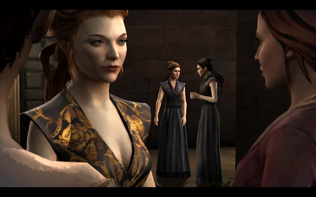 Game of Thrones: A Telltale Games Series - Episode 5: 'A Nest of Vipers