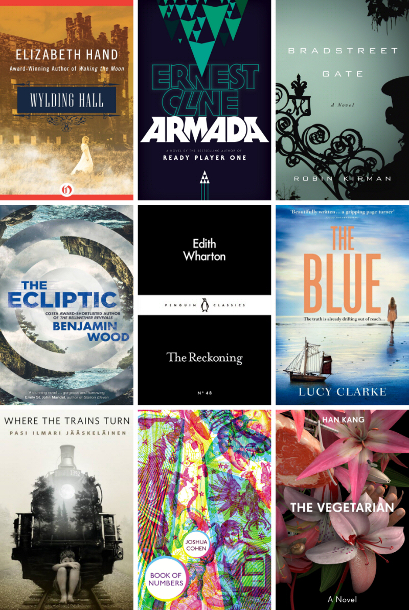 July 2015 books