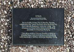 Photo of Black plaque № 39892