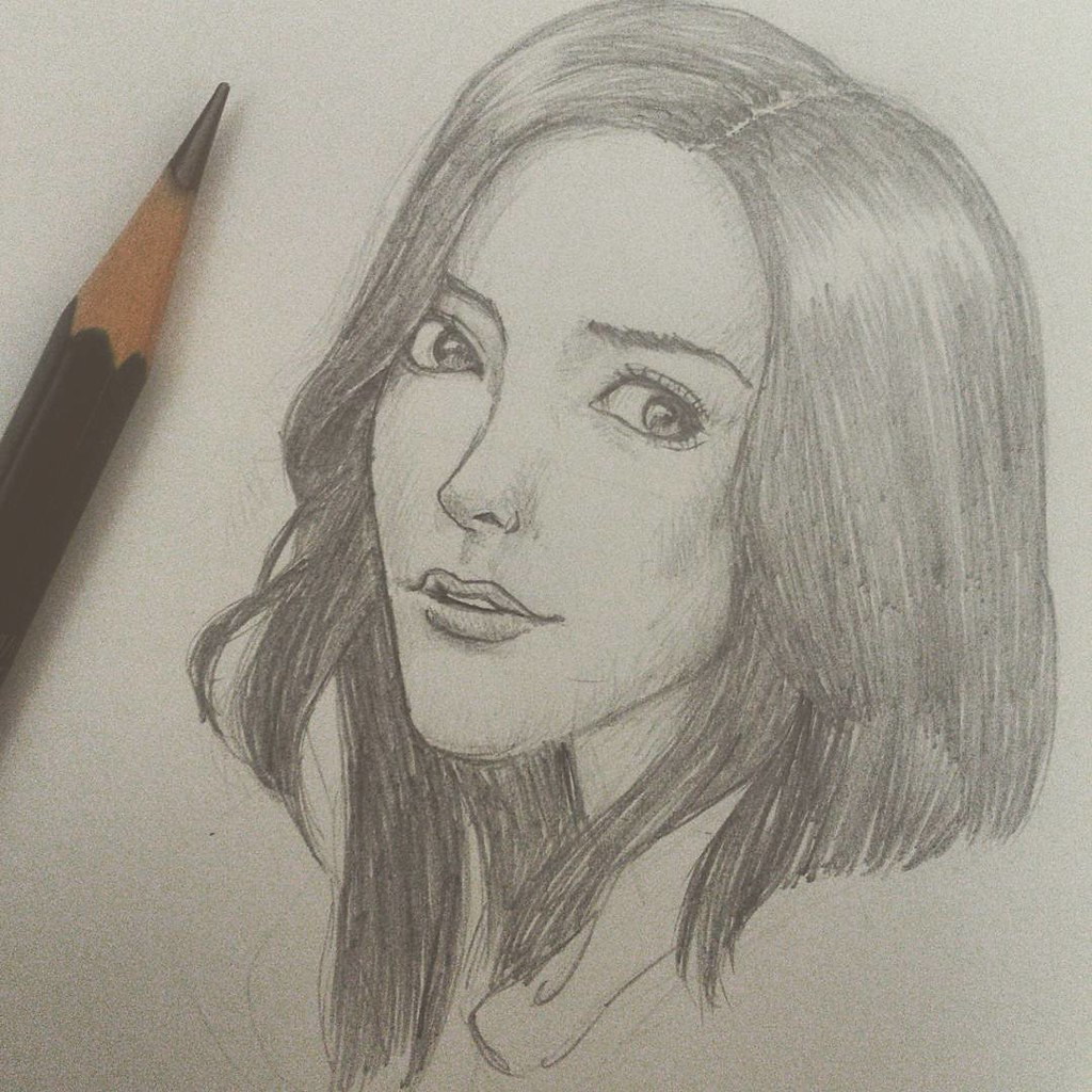 Turn Change your photo to pencil sketch
