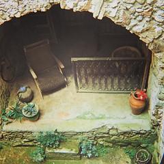 Antique cavern oasis, Serra San Bruno, Calabria, Italy #polarr