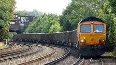 66706 Tonbridge to Wellingborough Up TC GBRf 6Z61