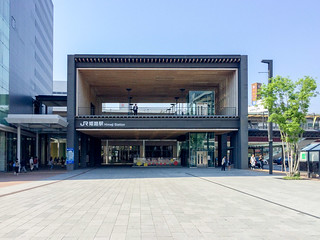 Himeji JR Station.