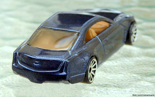 Hot Wheels Cadillac Elmiraj Concept