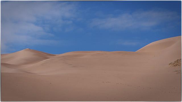 terre mère - au sein des dunes