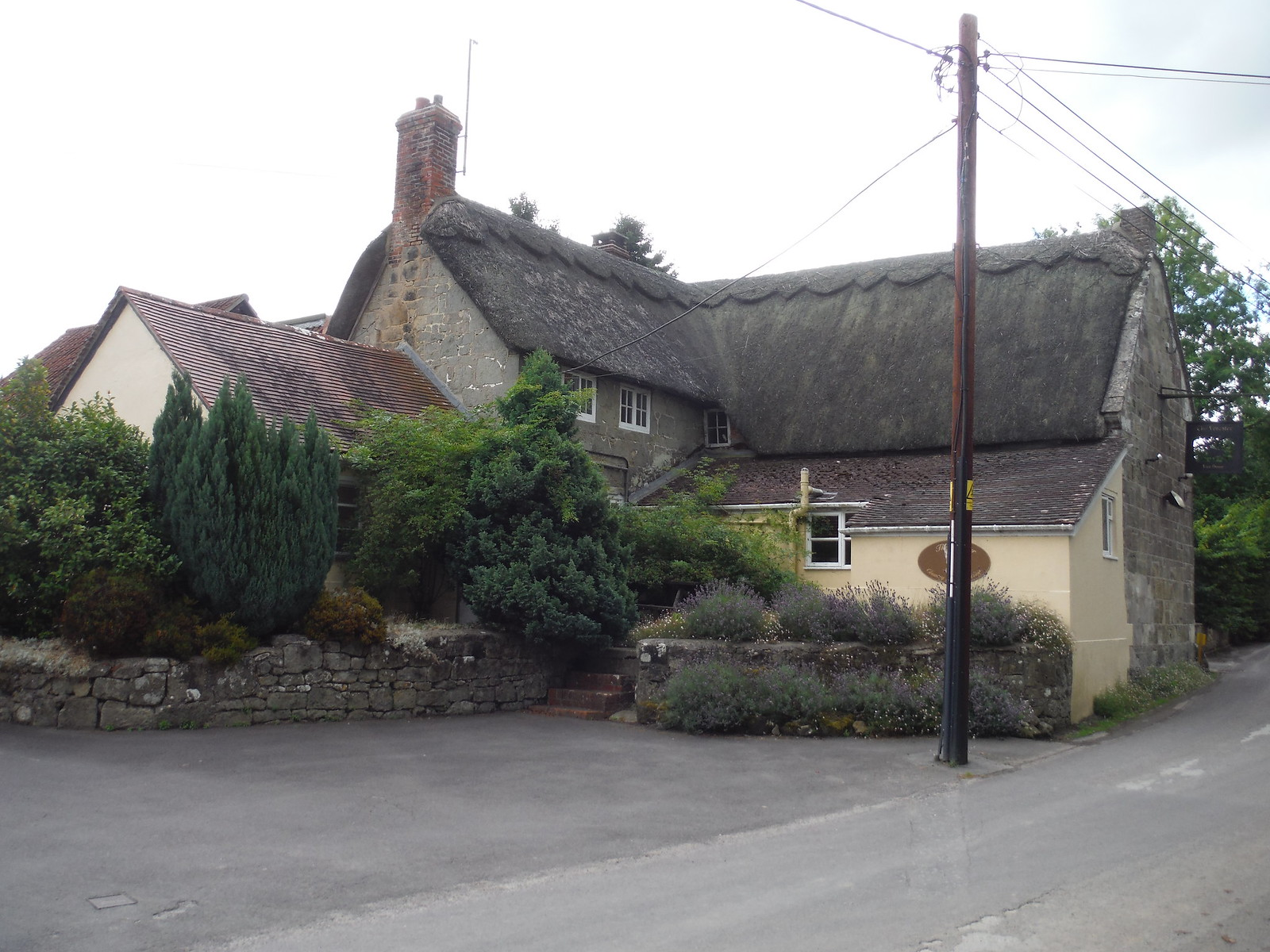 The Forester Inn, Donhead St. Andrew SWC Walk 252 Tisbury Circular via Donhead St. Andrew