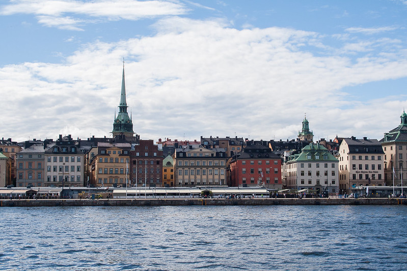 Stockholm city centre