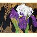 Japanese Flower and Bird Art posted a photo:Japanese art print by Taika Kinoshita (1957-)