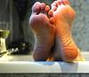 2361 Soled on feet