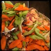 #Homemade Thai-Influenced Chicken & Veggies #CucinaDelloZio - add carrots + celery
