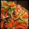 #Homemade Thai-Influenced Chicken & Veggies #CucinaDelloZio - add carrots + celery