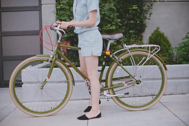 Portland Favorites with Public Bikes