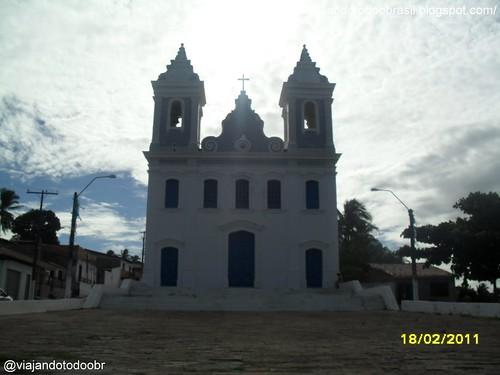 Coqueiro Seco - Igreja Nossa Senhora dos Homens