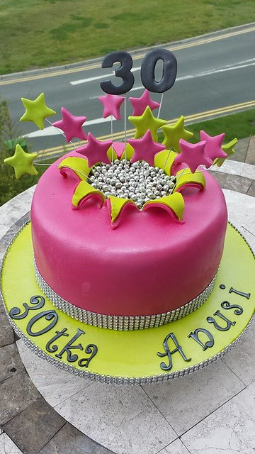 Cake by Ania's Home Bakery