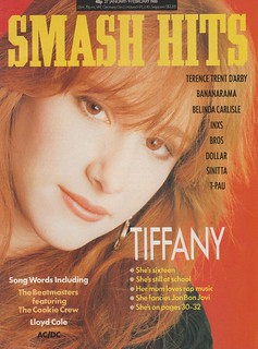 Smash Hits, January 27, 1988