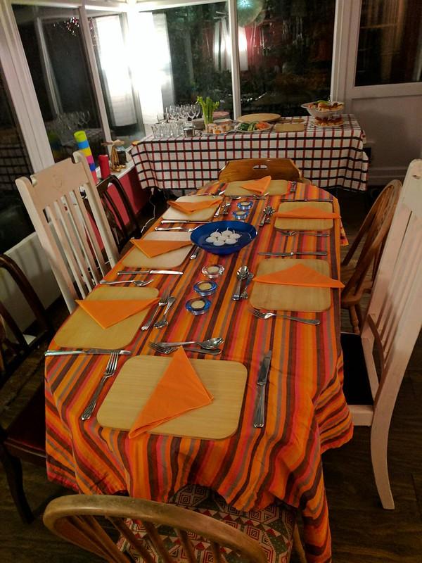 Ringing dinner Feb 17