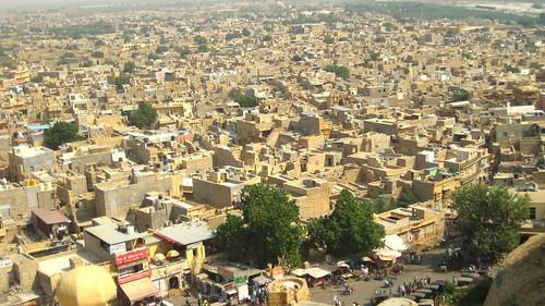 City view, Jaisalmer