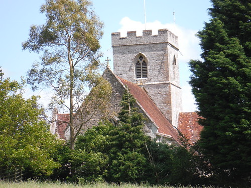 St. Mary's, Dinton