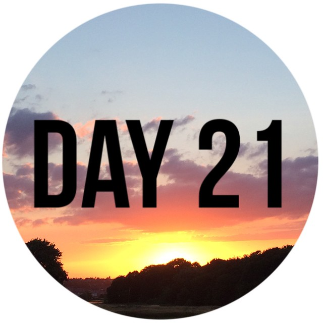 Clean Eating: Slimming World - Food Diary - Day 21