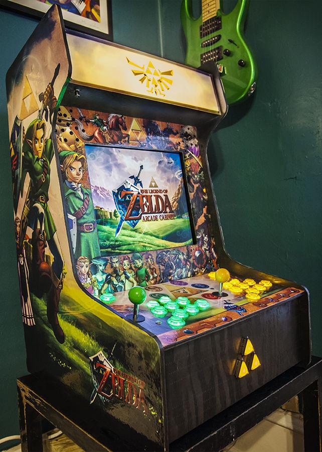 borne arcade retropie