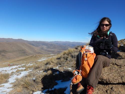 Lunch spot, Lesotho