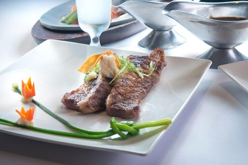 新國際西餐廳:我最喜愛的高雄牛排館,沒有之一-紐西蘭菲力牛排