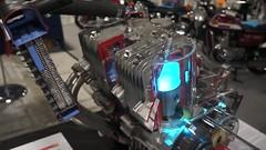 Suzuki GT750 engine Video