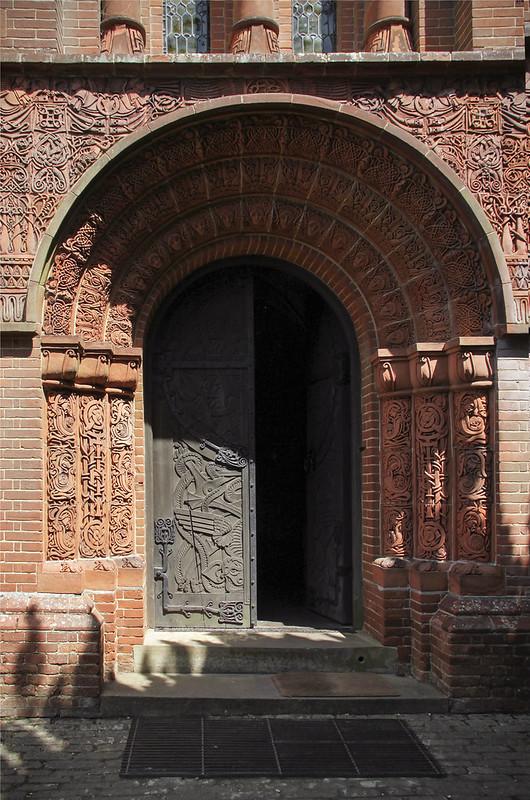 Watts Cemetary Chapel, Compton, Surrey