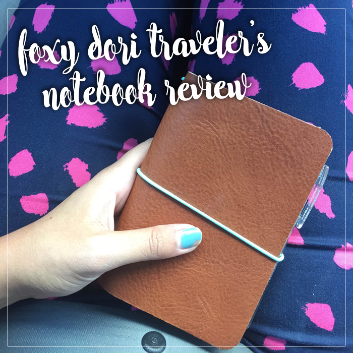 Foxy-Dori-Travelers-Notebook