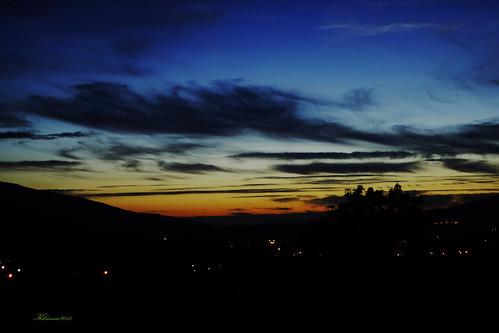 sunset sky clouds atardecer himmel wolken cielo nubes puestadesol nube cantabria airelibre
