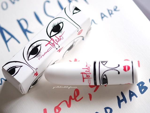 MAC Victoriana lipstick3